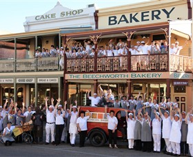 Beechworth Bakery - Geraldton Accommodation