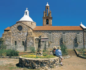 Monsignor J.C. Hawes Heritage Trail - Geraldton Accommodation