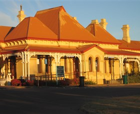 Armidale Railway Museum - Geraldton Accommodation