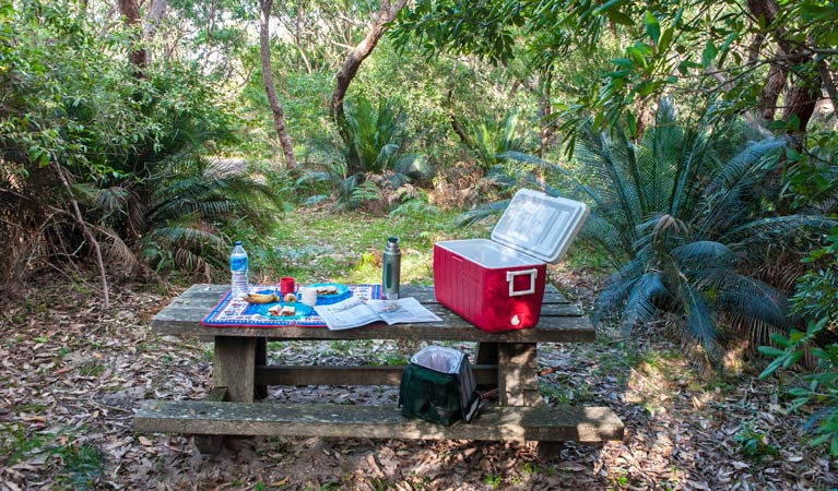 Little Llangothlin picnic area - Geraldton Accommodation