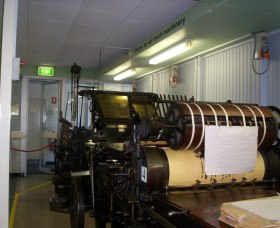 Queanbeyan Printing Museum - Geraldton Accommodation