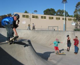 Goulburn Skate Park - Geraldton Accommodation