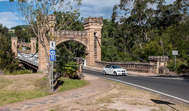 Coast to the Highlands scenic drive  Kangaroo Valley - Geraldton Accommodation