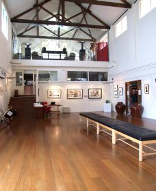 Milk Factory Gallery - Geraldton Accommodation