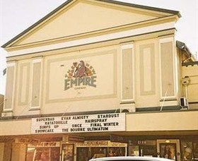 Empire Cinema - Geraldton Accommodation