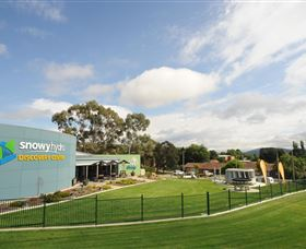 Snowy Mountains Hydro Discovery Centre - Geraldton Accommodation