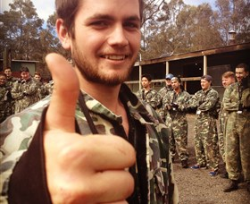 Ultimate Paintball - Geraldton Accommodation