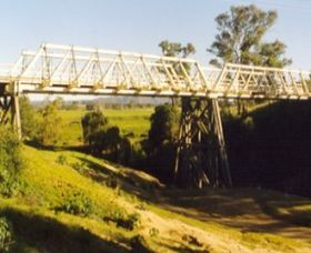Vacy Bridge over Paterson River - Geraldton Accommodation