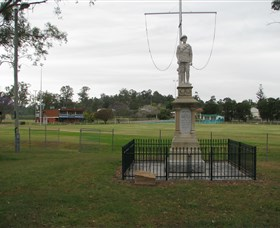 Ebbw Vale Memorial Park - Geraldton Accommodation