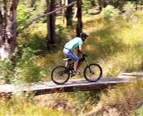 The Steps Mountain Bike Park - Geraldton Accommodation