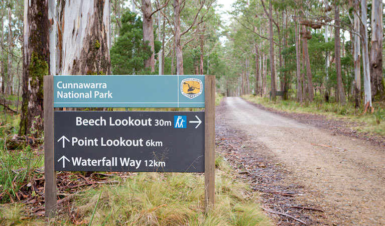 Beech lookout - Geraldton Accommodation