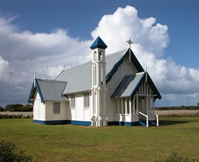 Tarraville Church - Geraldton Accommodation