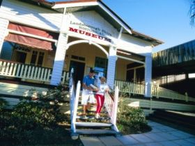 Landsborough Museum - Geraldton Accommodation