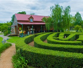 Amazement Farm and Fun Park / Cafe and Farmstay Accommodation - Geraldton Accommodation