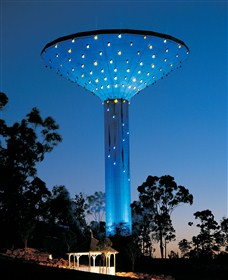 Wineglass Water Tower - Geraldton Accommodation