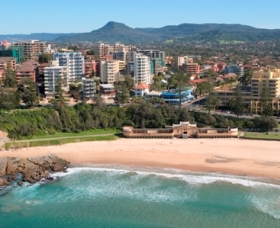 North Wollongong Beach - Geraldton Accommodation