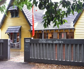 Cooks Hill Galleries - Geraldton Accommodation