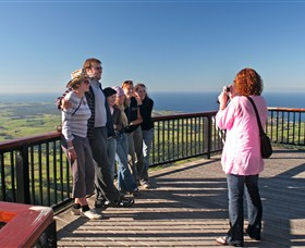 Saddleback Mountain Lookout - Geraldton Accommodation