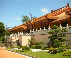 Chung Tian Temple - Geraldton Accommodation
