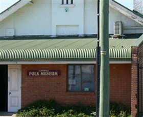 Casino Folk Museum - Geraldton Accommodation