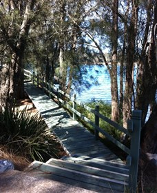 Historic Quarry Park - Moruya - Geraldton Accommodation