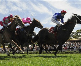 Moruya Racecourse - Geraldton Accommodation