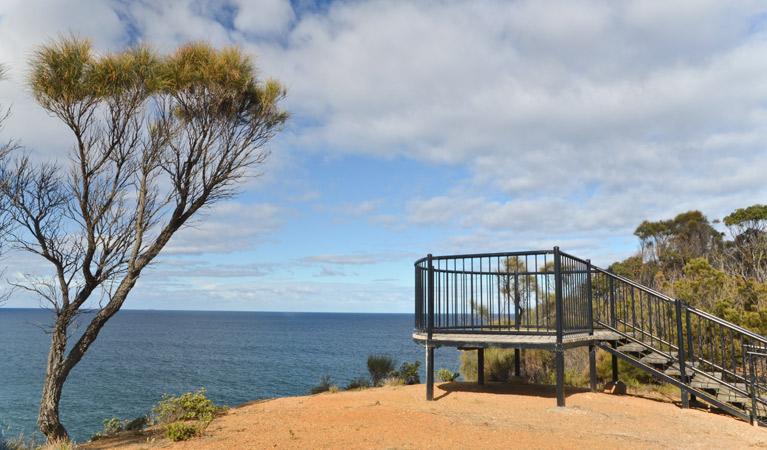 North Head lookout - Geraldton Accommodation