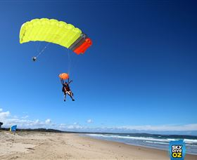 Skydive Oz Batemans Bay - Geraldton Accommodation