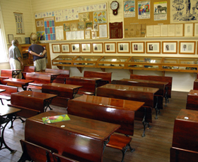 Alumny Creek School Museum and Reserve - Geraldton Accommodation