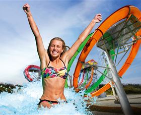 Wet'n'Wild Gold Coast - Geraldton Accommodation