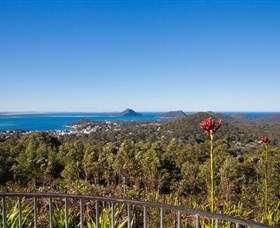 Gan Gan Hill Lookout - Geraldton Accommodation