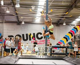 Bounce Inc Trampoline Park - Geraldton Accommodation