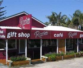 Rosies Cafe and Gallery