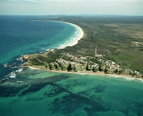 Brooms Head Main Beach - Geraldton Accommodation