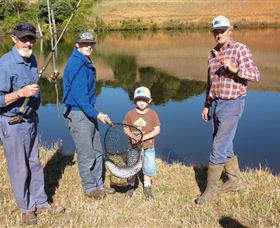 Natone Hills Fly Fishery - Geraldton Accommodation