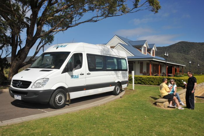 maui motorhomes - Geraldton Accommodation