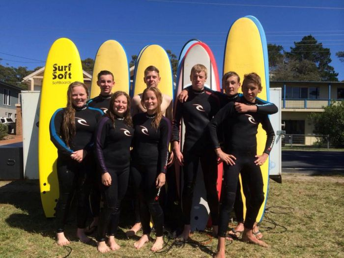 Broulee Surf School - Geraldton Accommodation