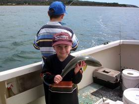 Tory M Fishing Charters - Geraldton Accommodation