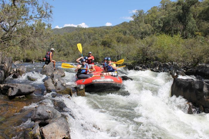 Rafting Australia - Geraldton Accommodation