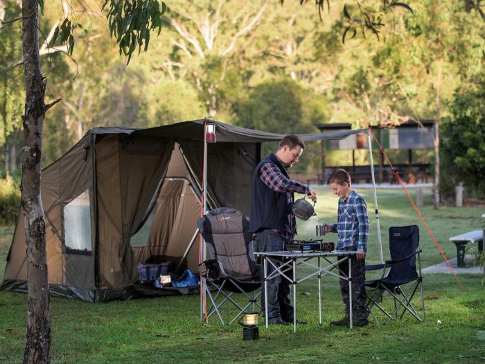 Hardings Paddock Campground - Geraldton Accommodation