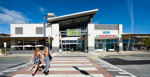 Noosa Civic Shopping Centre - Geraldton Accommodation
