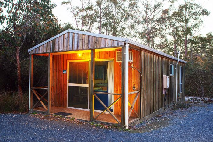 Discovery Parks - Cradle Mountain - Geraldton Accommodation