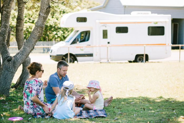 Britz Campervan 4WD and Car Rentals - Geraldton Accommodation