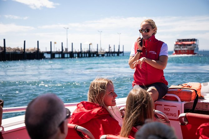 Rottnest Island Tour from Perth or Fremantle including Adventure Speed Boat Ride