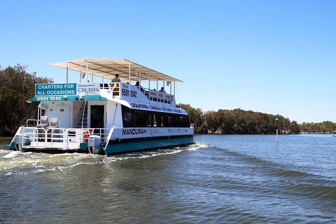 Murray River Lunch Cruise from Mandurah