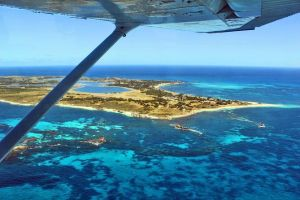 Rottnest Island  Perth City Scenic Flight - Geraldton Accommodation