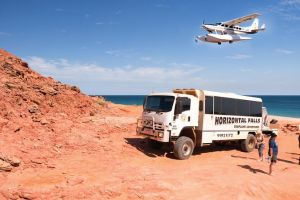 Horizontal Falls Full-Day Tour from Broome 4x4  Seaplane - Geraldton Accommodation