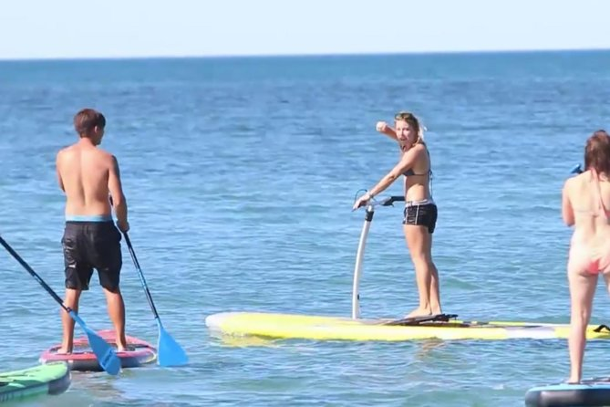 Geraldton Stand Up Paddle Board Hobie Eclipse and Kayak Hire - Geraldton Accommodation