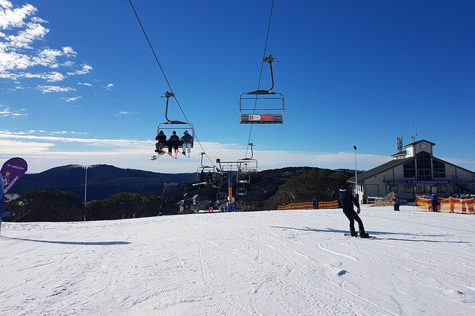 Mt. Buller Ski Tour from Melbourne