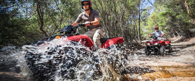Quad Bike 2-Hour Adventure Freycinet National Park - Geraldton Accommodation